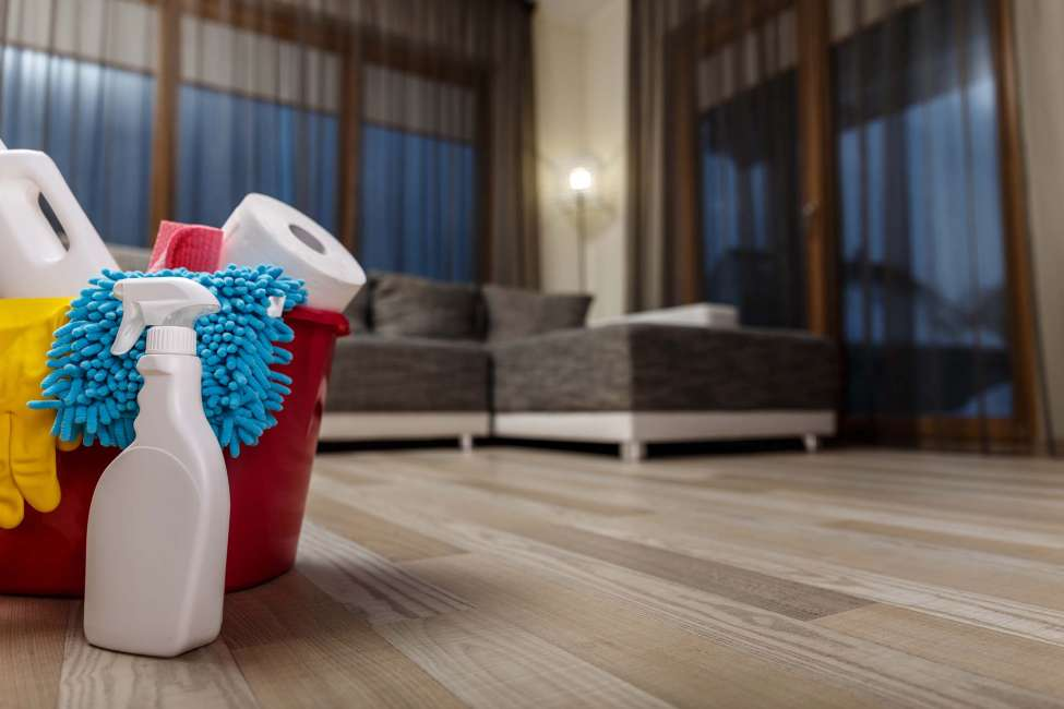 after builders cleaning services London