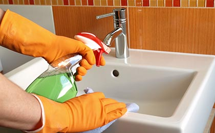end of tenancy cleaning Notting Hill